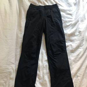 Lululemon pants, size 2